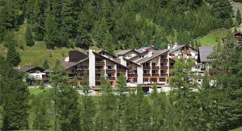 Alpina Residence  Solda all'Ortles